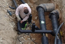 Miercuri, 28 noiembrie, se opreşte apa la Moşoaia