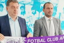 Gentea, vești despre FC Argeș