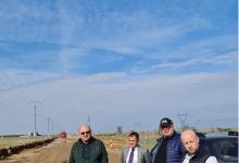Au început lucrările pe DJ 503 limita județului Dâmbovița – Slobozia – Rociu – Oarja – Catanele