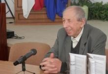 Moment aniversar la Filarmonică pentru scriitorul Marin Ioniţă