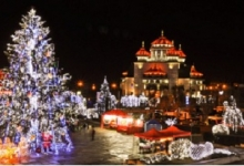 Azi se deschide Târgul de Crăciun din Mioveni