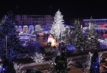 Seară de colinde la Târgul de Crăciun din Mioveni