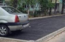 Au fost amenajate noi parcări în municipiul Piteşti