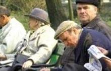 Avem mai puţini pensionari