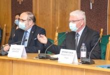 PARLAMENTARII PNL ARGEȘ, ÎN DIALOG CU REPREZENTANȚII MEDIULUI DE AFACERI DIN JUDEȚ