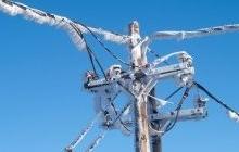 Şapte localităţi, fără curent electric
