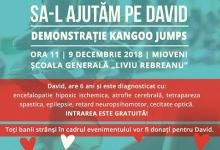 Micuţul David din Mioveni are nevoie de ajutorul nostru