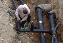 Sistarea furnizării apei potabile în municipiul Piteşti, cartier Craiovei, în data de 14 noiembrie ...