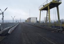 Consolidarea podului barajului Pitești - Prundu la final, circulația a fost reluată