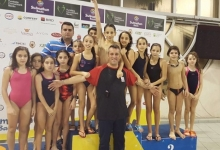 Înotătorii din Mioveni la Campionatul Naţional