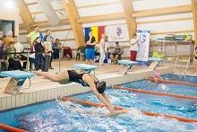 Medalii pentru înotătorii din Mioveni