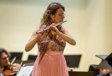 Flautul și Casandra lui fermecată