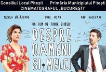 Despre oameni și melci, la Cinematograful București