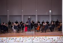 Pagini de mare popularitate în concertul de închidere a stagiunii a XIII-a
