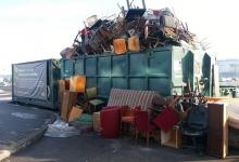 Salubritate 2000, campanie de colectare a deșeurilor voluminoase