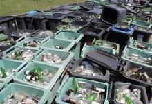 Salubritate 2000, informare privind graficul de colectare a deșeurilor reciclabile în luna decembrie