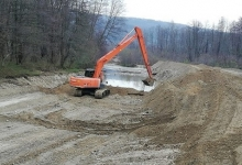 Administrația Bazinală de Apă Argeș Vedea - 75 de lucrări de întreținere a cursurilor de apă
