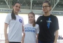 Înotătorii din Mioveni, la Internaţionalele de înot ale României