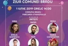 Edilul Dănuț Stroe vă invită la Ziua Comunei Bradu