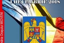 Ziua Naţională, sărbătorită în Mioveni. Vezi programul!