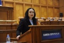 Legislaţia antidrog, pe agenda deputatului PSD Simona Bucura Oprescu