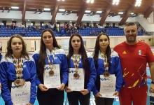 După două zile de concurs, înotătorii de la Dacia Mioveni au câștigat 6 medalii naționale