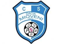 AGA - CS Dacia Mioveni 2012