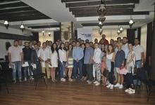 La prima ședință a BPN al TLDE, tinerii liberali au ales un secretar general și au înființat TLDE on...