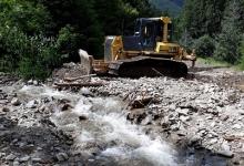 Drumul local Valea lui Ivan – Pecineagu (din administrarea ABA Argeș Vedea) a fost deblocat