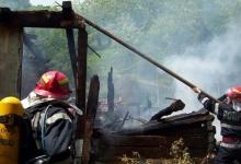 Incendiu la Schitul Sfântul Ierarh Modest din Argeș!