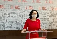 Simona Bucura Oprescu: Ținta PSD este reangajarea șomerilor și crearea a peste 500.000 de noi locuri...