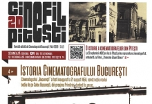 CINEFIL 2D PITEȘTI, REVISTA MULTIMEDIA A CINEMATOGRAFULUI BUCUREȘTI