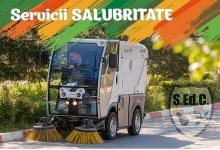 SEdC Mioveni prestează servicii de salubritate
